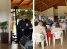 Evento da Fertili sobre a fazenda Tambatajá